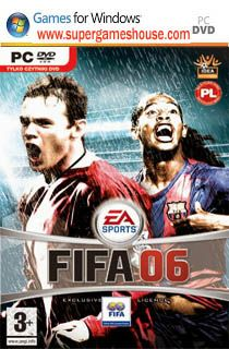 EA Sports FIFA 2006 Game Free Download For Pc