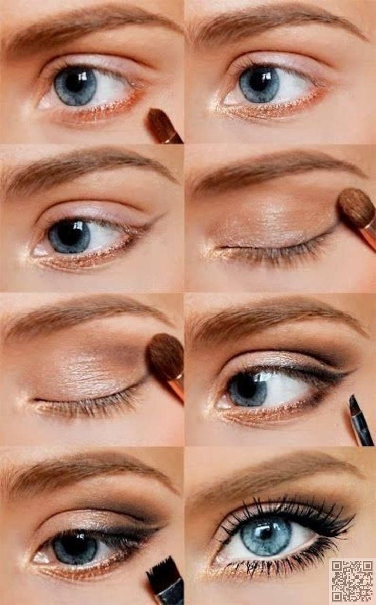 11. #natürliche Augen #Make-up - 42 wunderschöne #Augen Make-up Looks to…