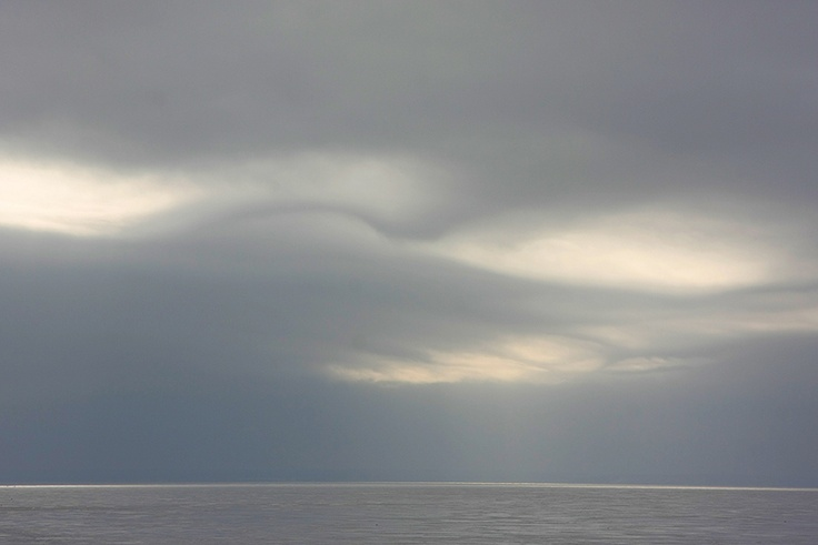 Frozen Volga Skyform