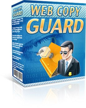 I'm selling Web Copy Guard - $9.95 #onselz