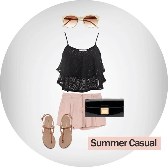 August Picks: Best #OOTD for Summer! #Fashion #Style #August #dfgiveaway