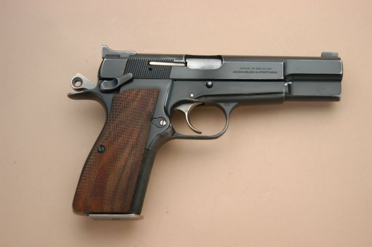 Belgian Made Browning High Power 9mm Find our speedloader now! http://www.amazon.com/shops/raeind