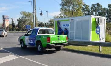 El Municipio y Provincia sumaron 3 postas policiales en San Fernando