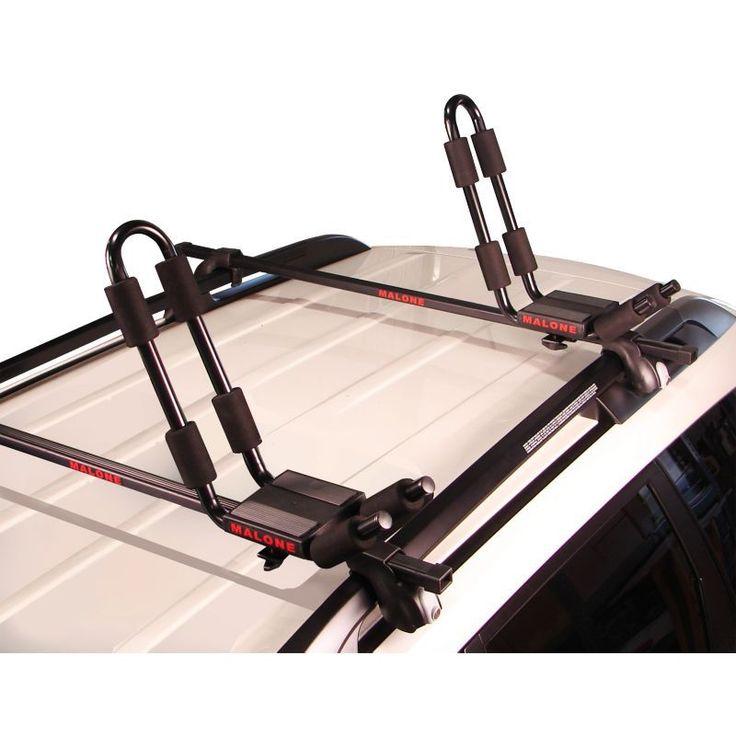 Malone JPro Kayak Rack, Black Kayak rack, Kayak storage