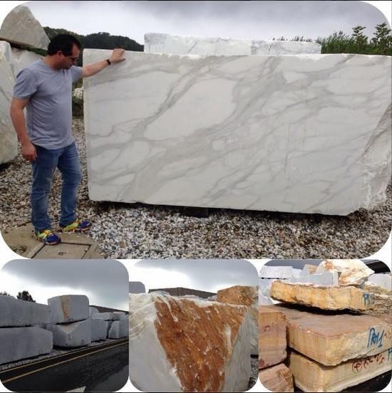 Nosso bom dia hoje é direto de Carrara, na Itália. Estamos aqui buscando materiais exclusivos para nossos clientes. Nos acompanhem. Muitas novidades a caminho! #grutamarmoresegranitos #Carrara #Italy #Itália #Stone #Instastone #marble #granite #ônix — em Carrara.