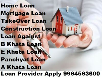 Loan And Construction Bangalore: How Do I Get A Full Mortagage Loan?