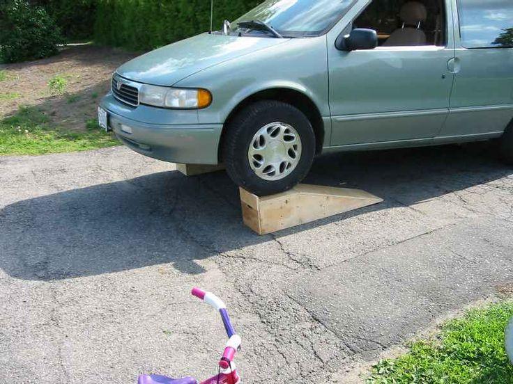 DIY car ramps - Pelican Parts Technical BBS