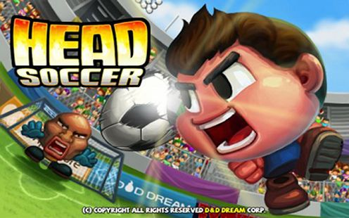Head Soccer- A soccer game with easy controls that everyone can learn in 1 second. Beat the opponent with fancy lethal shots such as dragon shoot, ice shoot and lightening shoot and win the tournament.
