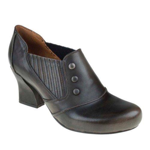 Earthies Women\u0027s Lavarra Boots,Walnut Turino Leather,12 M US Earthies http:/