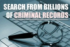 Free Criminal Records Search  Nevertheless, a person needs to obtain criminal record information and facts for your own safety as well as livelihood. The sole solution is an internet based free criminal records search to determine whom you're really dealing with. http://www.criminalbase.com/resources/criminal-search/free-criminal-records-search/