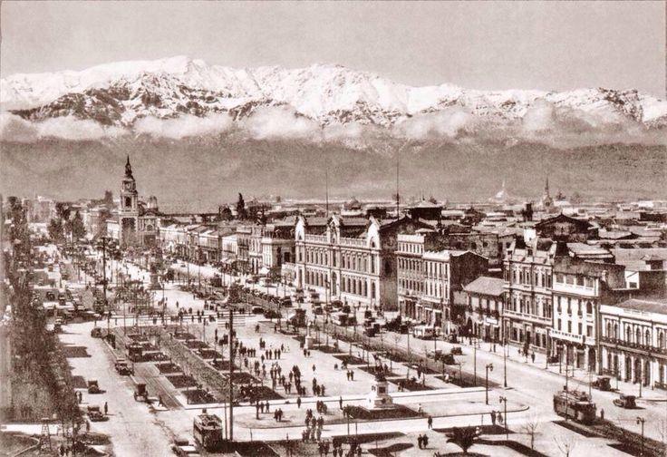 Alameda de las Delicias (1930)