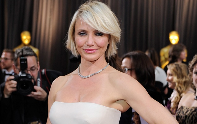 Cameron Diaz's Awesome Arms Workout