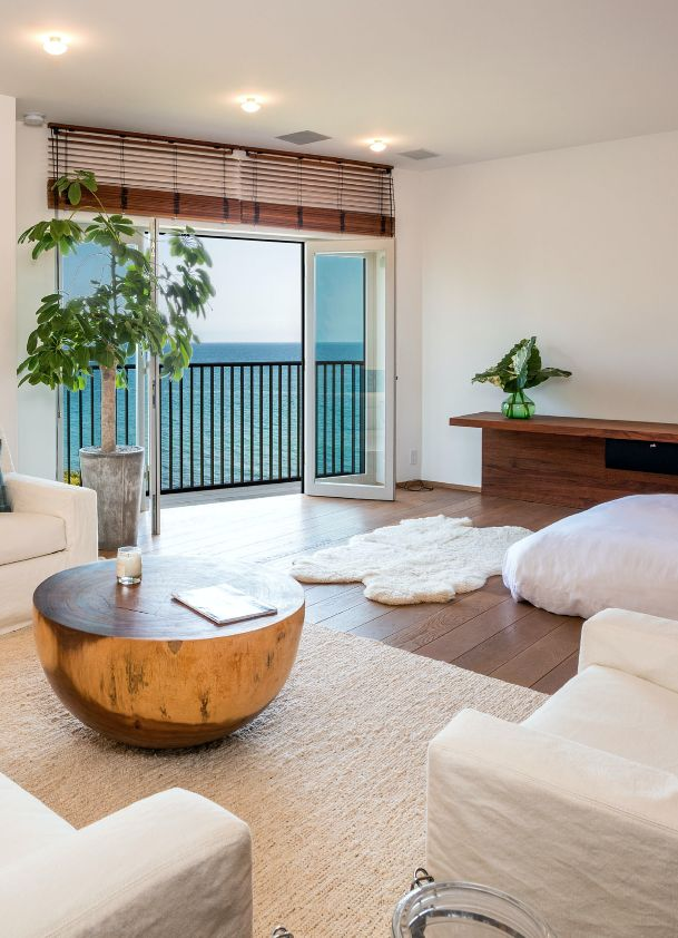 See inside Cindy Crawford's Malibu mansion