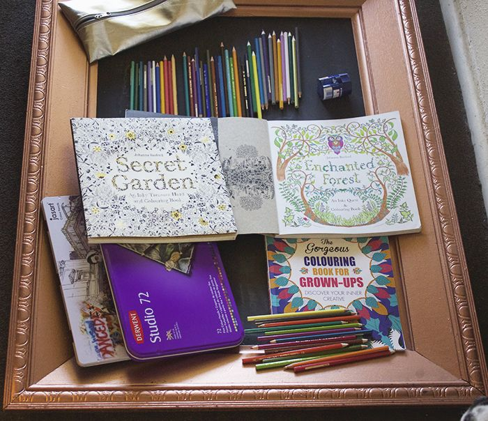 How to get start with Colouring In - my tips, tricks and what I have in my collection. Along with ways to get free colouring in sheets!