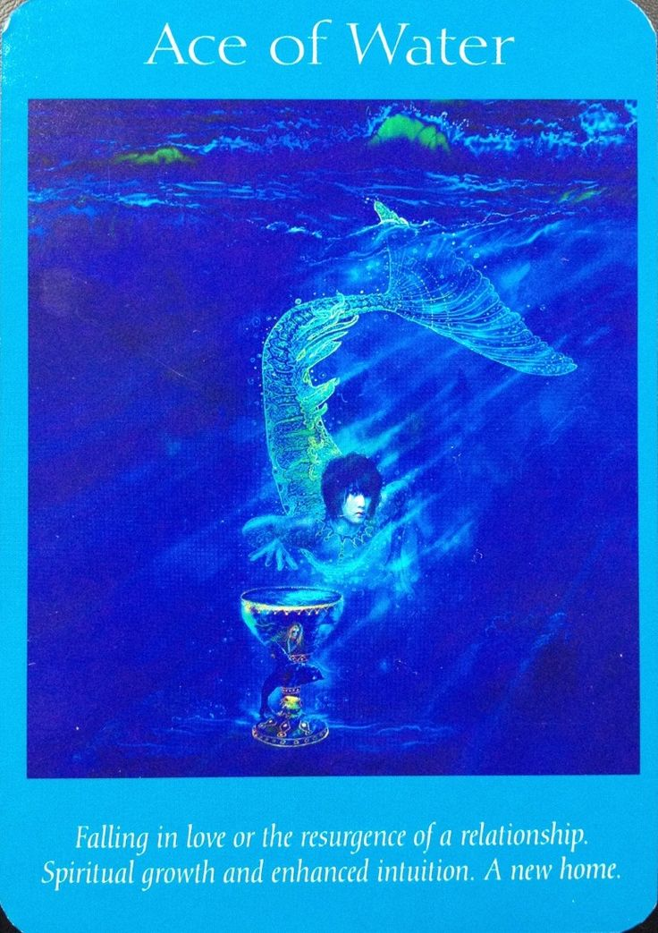 Reading for Saturday, 19 December 2015 - Ace of Water