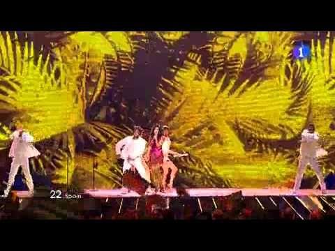 Eurovision Lucia Perez 2011