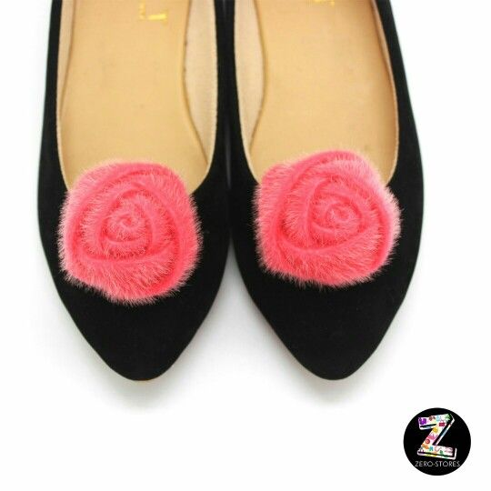 Janice orange shoe clips from @zero_stores.. More Collection www.zero-stores.com
