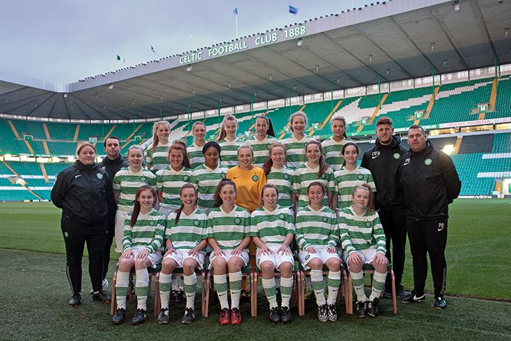 The Celtic 15s Girls' Academy Team for 2014.  Find out more about the Women's and Girls' Academy at http://www.celticfc.net/team/women