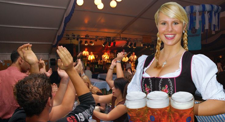 Oktoberfest tickets 2013 started and the big beer Fest will continue for a while...