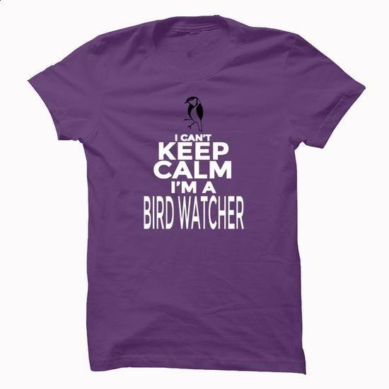 Bird Watcher - #teens #volcom hoodies. I WANT THIS => https://www.sunfrog.com/Funny/Bird-Watcher.html?60505