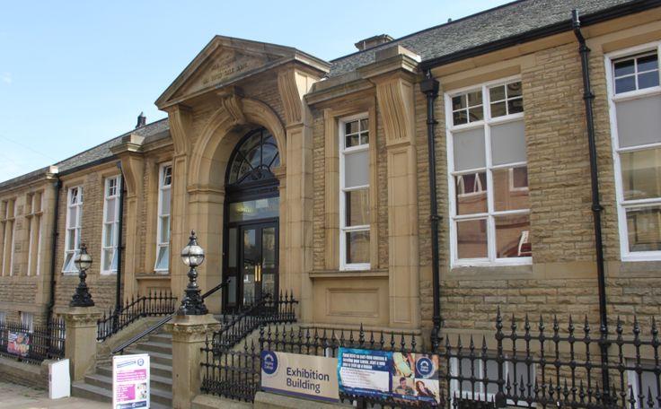Shipley College Exhibition Building