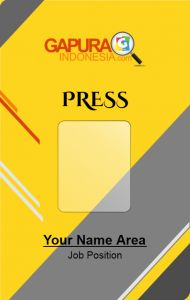 ID Card Orange TV