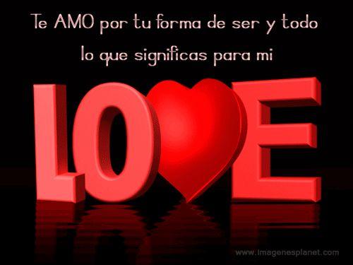 195 best images about romance on pinterest te amo for Te amo facebook