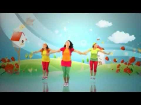 Psicomotricidad: Canciones de movimiento - YouTube