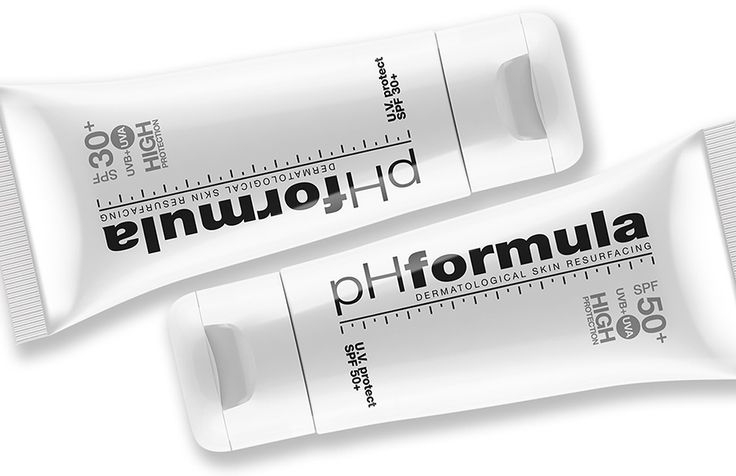 Sunburn happens when there's damage to the DNA in your skin cells. Over time, your skin shows typical signs of ageing such as wrinkles and fine lines. Slow down the ageing process - protect your skin with pHformula's UV Protect SPF30+ or SPF50+! #antiageing #summertime #protect