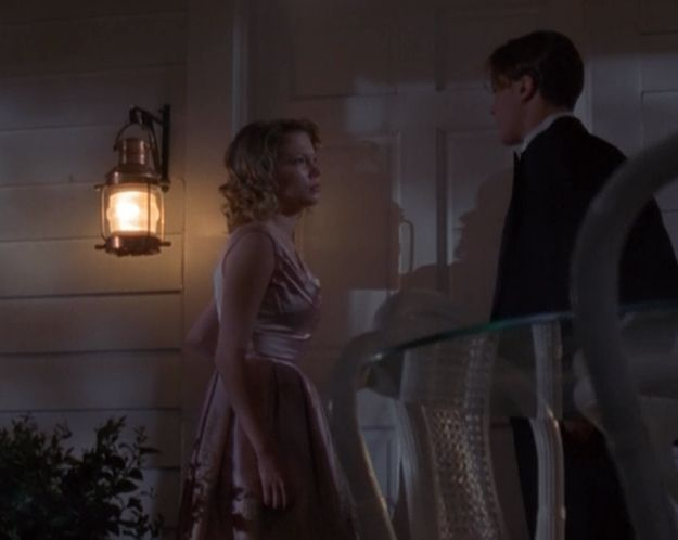 Jen Lindley from Dawson's Creek | 24 Famous Prom Dresses, Ranked Worst To Best