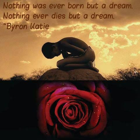 NOTHING WAS EVER BORN BUT A DREAM #FireandWater