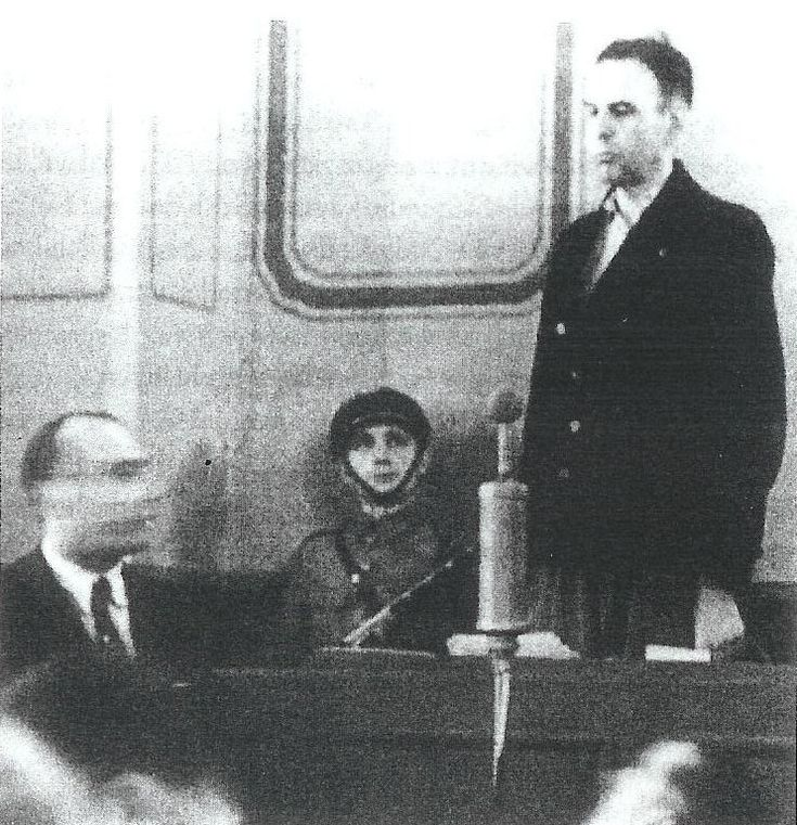 Trial of Amon Goeth (SS captain in charge of Nazi concentration camp in Plaszow) Part 3- extracts from witness testimony
