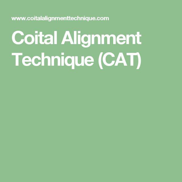 Coital Alignment Technique (CAT)