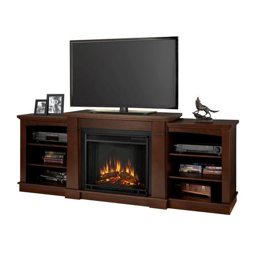 Real Flame Hathorne Electric Fireplace & Entertainment Center. at Menards