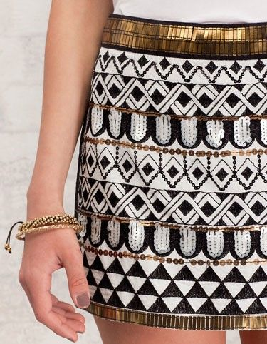 Egyptian skirt