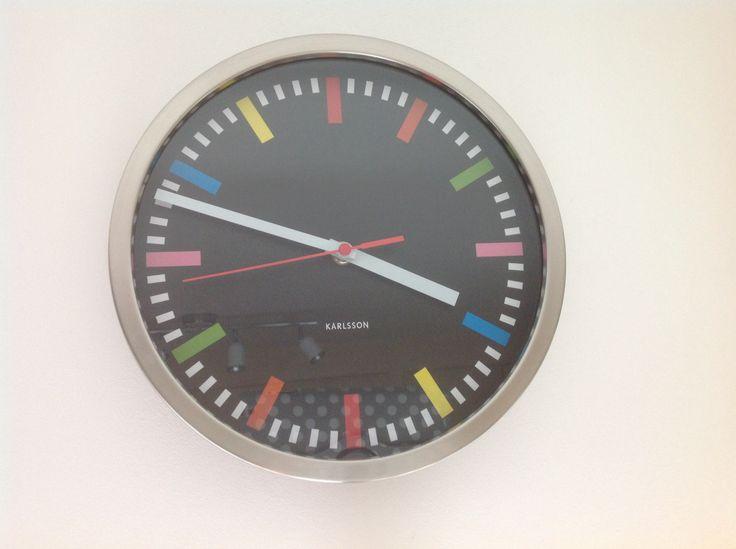 Craft room / home office clock