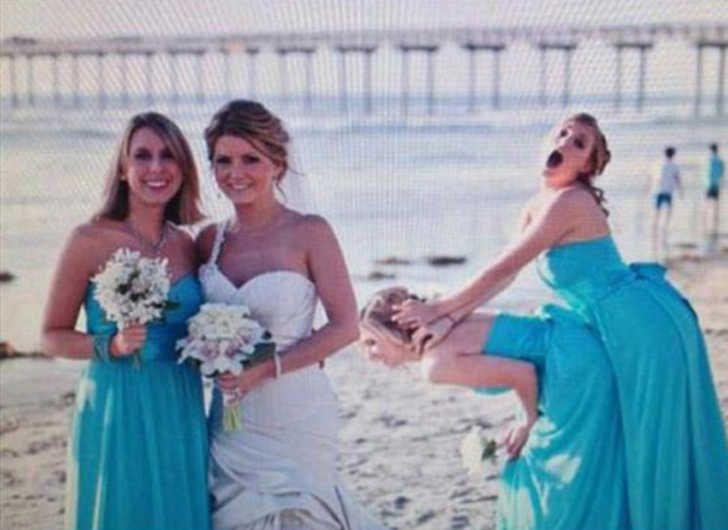 Embarrassing Wedding Moments Captured | Inside Grind | Page 2