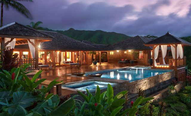 baliTropical Home, Dreams Home, Tropical Architecture, Dreams House, Tropical Pools, Tropical Paradis, Resorts Style, Pools Design, Ranch Style Home
