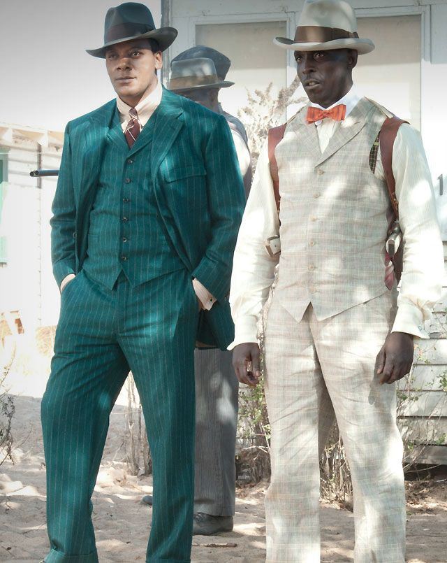 Chalky & Purnsley, clean ain't they?  #boardwalkempire