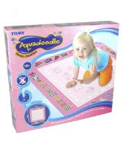 Aquadoodle Pens & Mats | Tomy Aquadoodle Character Mats. Creativity with no mess! What more can you ask for in a toy #aquadoodle #tomy #gift #giftlistguide #2ndbirthday