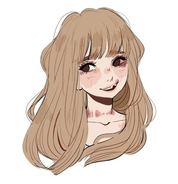 [momo voice] this is just my face  i'm super /eh/ about my style rn... let me figure it out b4 i do art trades--