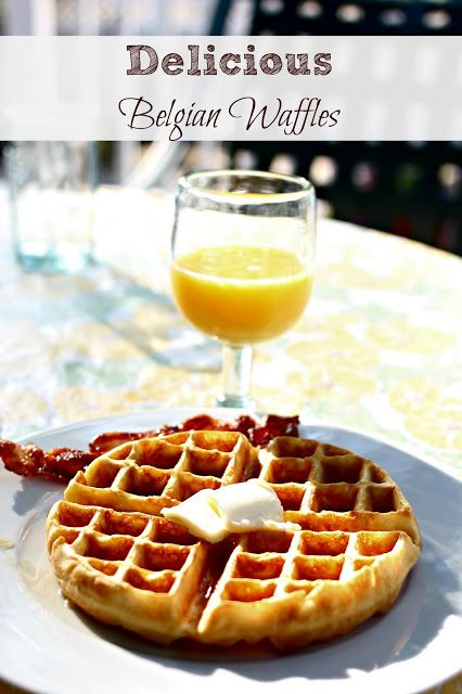 Carbon's Golden Malted Waffle Flour