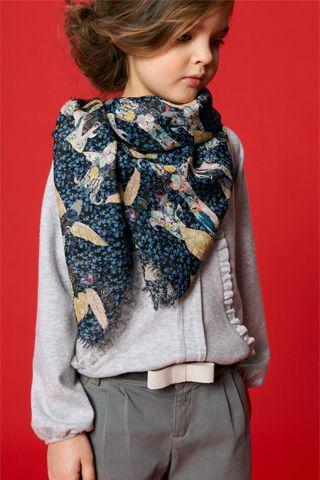 Kidswear | Kidswear Fall Winter 13/14 | Cacharel