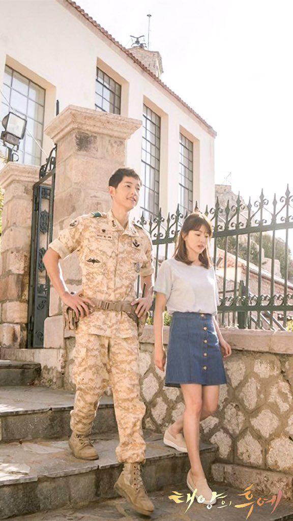 #Descendant Of The Sun #Song Joong Ki 송중기 #Song Hye Ki