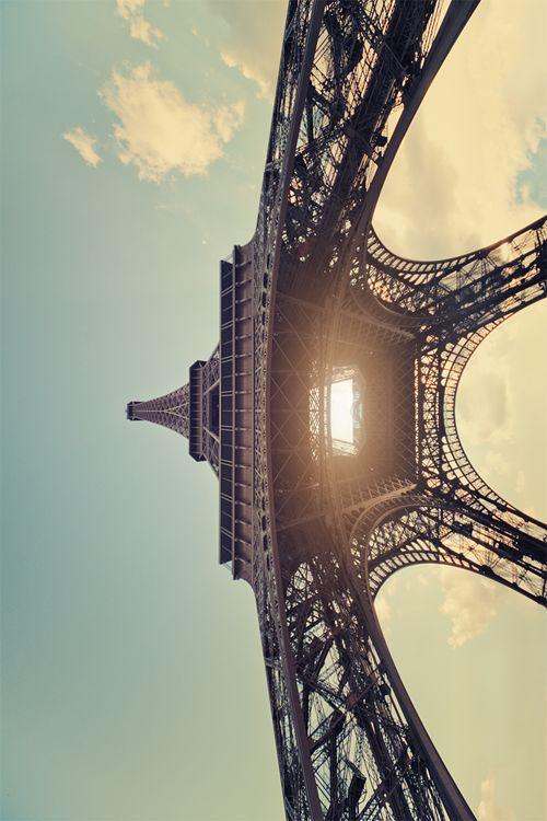 Paris in view