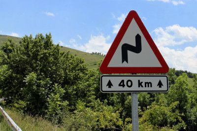 Motorradtour durch die Pyrenäen: Collada de Toses