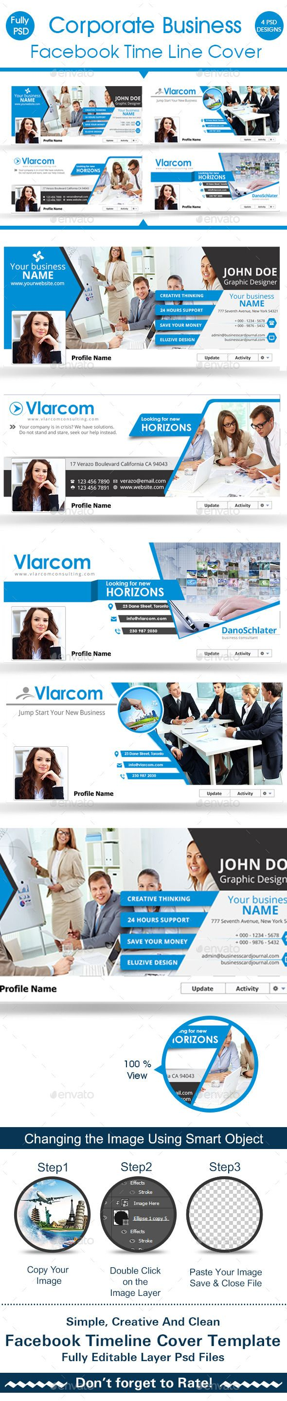 Business Facebook Cover Tempalte #design Download: http://graphicriver.net/item/business-facebook-cover/12925888?ref=ksioks