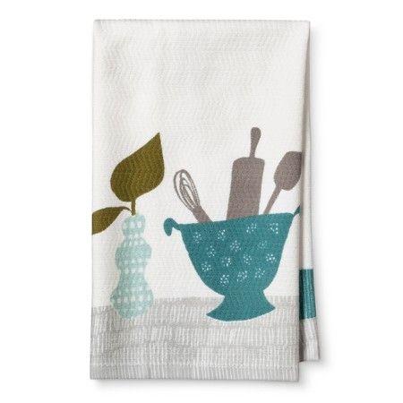 Blue Kitchen Textiles Towel   Room Essentials