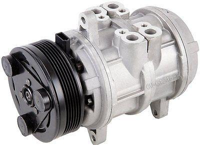 Brand New Genuine OEM A/C AC Compressor & Clutch Fits Ford Lincoln & Mercury