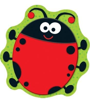 my favorite Ladybug Notepad - Carson Dellosa Publishing Education Supplies